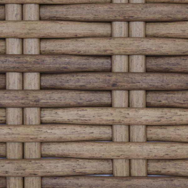 Plantation Wicker Detail