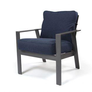 Luxe Dining Chair Indigo