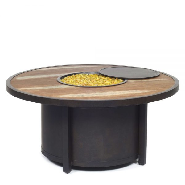 Classical 49 Round Firepit Ad Bronze