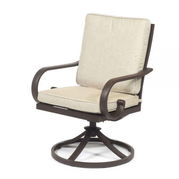 Sedona Swivel Dining Chair Cast Ash