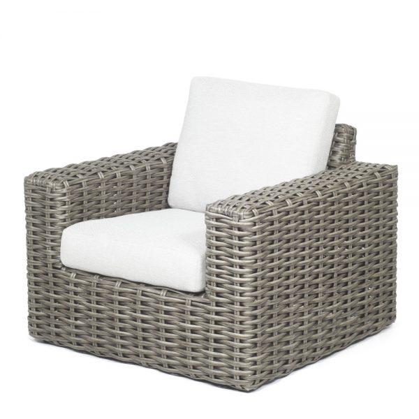 Mia Club Chair Nurture Pebble