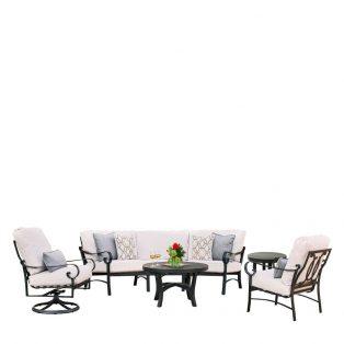 Belden 5pc Curved Sofa Set2
