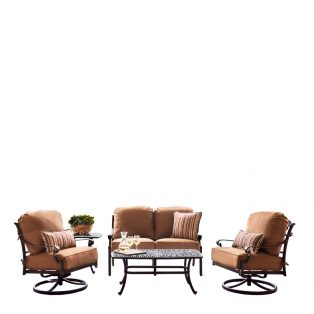 Biscayne Loveseat Set