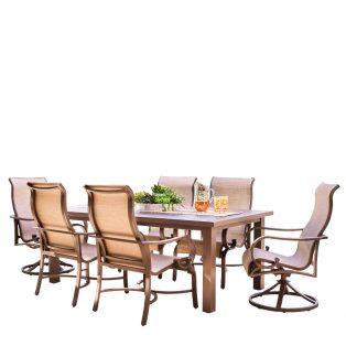 Sedona Sling 7pc Dining Set