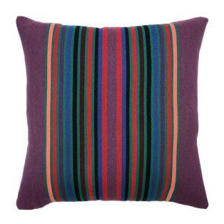 20 Square Designer Throw Pillow Serape Jewel