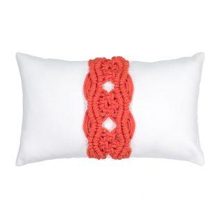 Designer Lumbar Pillow Palomar Melon