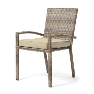 Cabo Dining Chair Wl Ss