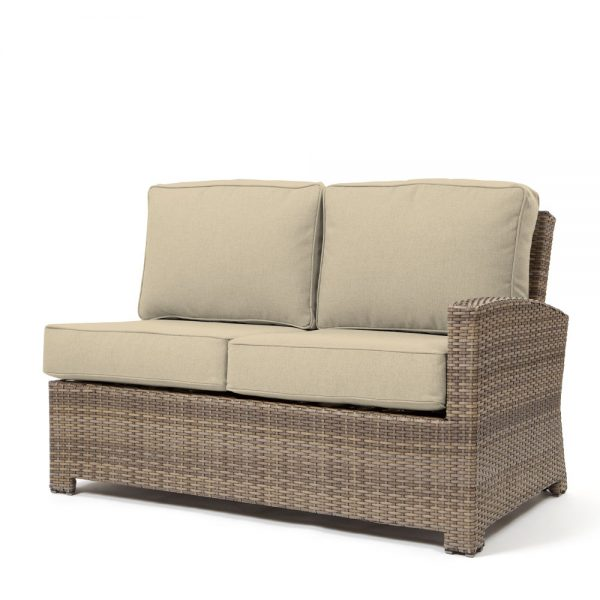Cabo Left Loveseat Section Wl Ss