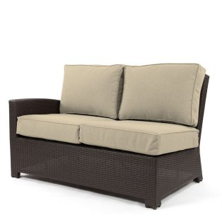 Cabo Right Loveseat Section Jb Ss