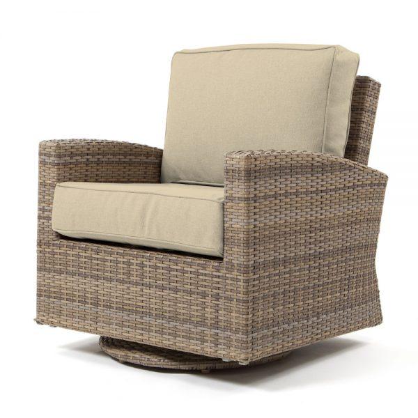 Cabo Swivel Club Chair Wl Ss